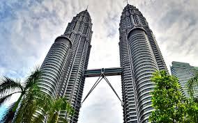 تحميل خلفيات أبراج بتروناس كوالالمبور ماليزيا العمارة الحديثة