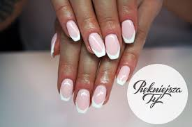 Manicure Hybrydowy With Images Manicure Paznokcie Nail Art