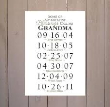 gifts for grandma from grandson