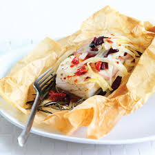 How to Bake Fish in Parchment Paper ...