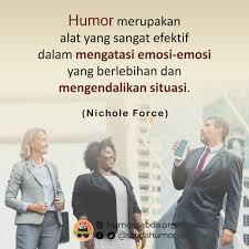 sabda e humor в humor merupakan alat yang sangat efektif