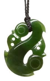 manaia jade greenstone pendant