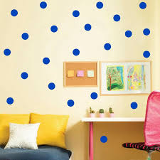 Polka Dot Wall Stickers Child Vinyl Art Decor Spots Decal For Nursery School Office Supply Colorful Dots Masking Tapes Custom Vinyl Wall Decals Custom Wall Decal From Raoying8888 4 35 Dhgate Com