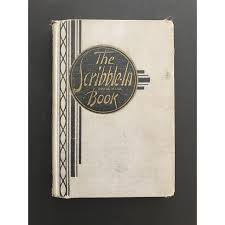1942 Mid-Century Modern New York Sketchbook by Ada Clark   Chairish