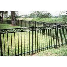 garden metal fencing at rs 110 kilogram