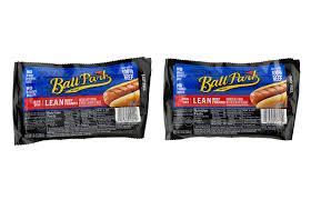 ball park lean beef franks