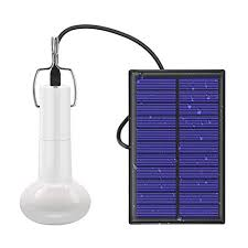 rechargeable solar powered led lights