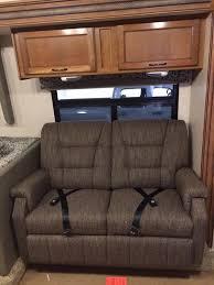 wall hugger rv recliner loveseat