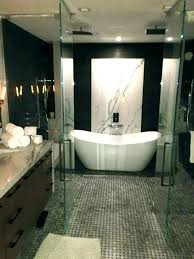 bath and shower ideas master design