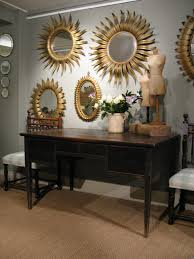 sunburst mirror obsession bedroom art