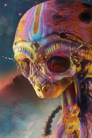 alien art picture 640x960 iphone 4 4s