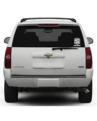 Car Decal Shield Archery Spencer Tigers