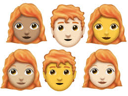 Android first to support ginger emoji ...