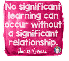 easy ways to build relationships your students teacher