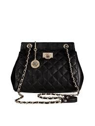 quilted nappa leather large cross