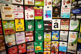 let s stop giving people gift cards