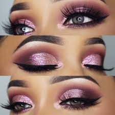 eye shadow looks for gorgeous grey eyes