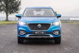 MG e-HS plug-in hybrid coming next year