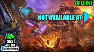 dawnblade mod rpg offline games for