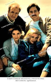 Mary Elizabeth Mastrantonio, Kevin Spacey, Kevin Kline & Rebecca Miller  Characters: Eddy Otis, Stock Photo, Picture And Rights Managed Image. Pic.  MEV-12566192 | agefotostock
