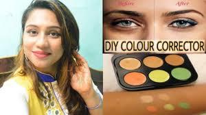 diy colour corrector how to hide dark