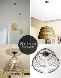 diy basket pendants roundup by at