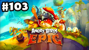 Angry Birds Epic - Gameplay Walkthrough Part 103 - Flying Robot ...