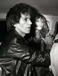 Rolling Stones guitarist Keith Richards married model Patti Hansen ...