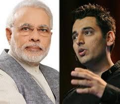Indian origin, Samsung's think tank Pranav Mistry keen to work with  Narendra Modi |