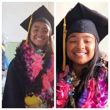 NIPSEY HUSSLE'S DAUGHTER, EMANI ASGHEDOM, GRADUATES FROM 5TH GRADE