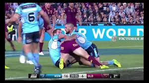 State Of Origin 2017 Game 2 Highlights ...