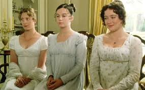 1995 BBC version of Pride and Prejudice shows (from left to right) Susannah  Harker as Jane Bennett, Polly Ma… | Pride and prejudice, Jane austen, Jane  austen movies