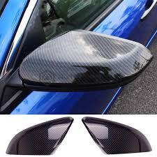 honda civic carbon fiber side mirror