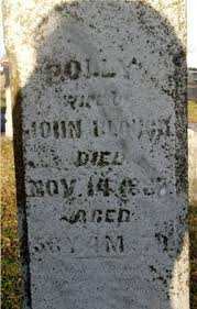 Polly Stone Blouch (1829-1887) - Find A Grave Memorial