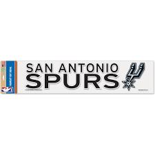 Official San Antonio Spurs Car Decals Car Decals Stickers Magnets Store Nba Com