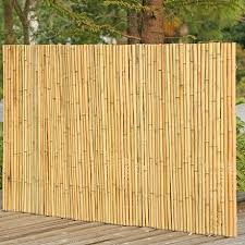 Outdoor Fence Fence Japanese Bamboo Woven Products Fence Courtyard Garden Bamboo Pole Bamboo Fence Bamboo Wall