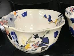 wildflower study bowl by jen garrido