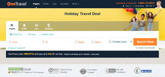 onetravel holiday 2019 deals one