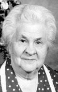 Effie Patterson - Obituary