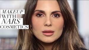natural makeup with nars cosmetics