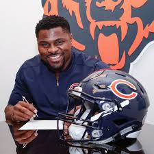 "Zachary Duval on Twitter: ""Khalil Mack is a monster no matter what ..."