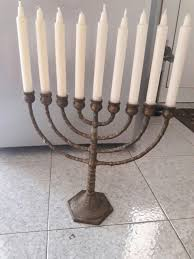 Candelabro ebraico in 10141 Torino for €35.00 for sale