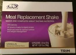 advocare meal replacement protein shake
