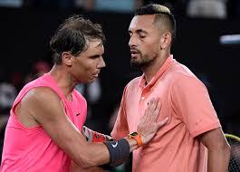 Tennis: World reacts to Nick Kyrgios-Rafael Nadal blockbuster at ...