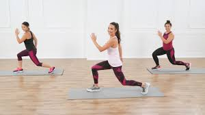 10 minute no equipment at home cardio