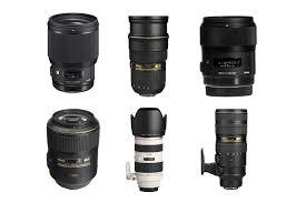 5 best lenses for wedding photographers