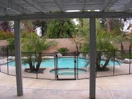 Fence California Pool Guardcalifornia Pool Guard