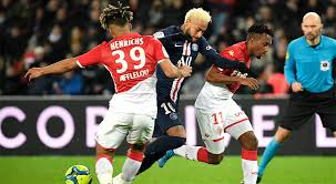 PSG vs Monaco 3-3 summary for Ligue 1 of France 2020 with all the ...