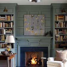 soapstone surround library lights and