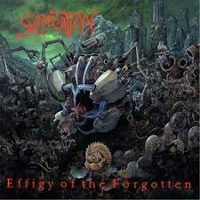 Effigy of the Forgotten - Suffocation - Recensione di Giangiorgio